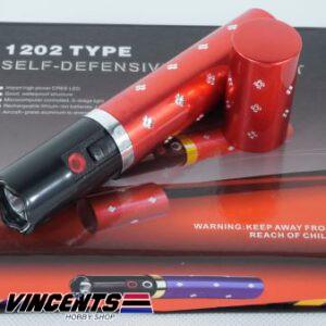 Lipstick Stun Gun Red