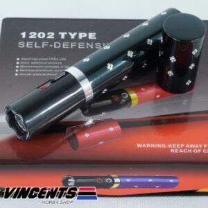 Lipstick Stun Gun Black