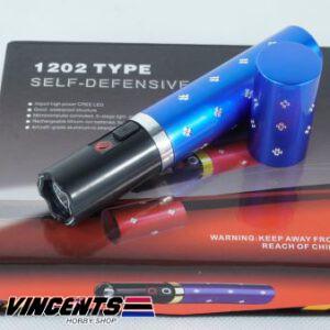 Lipstick Stun Gun Blue