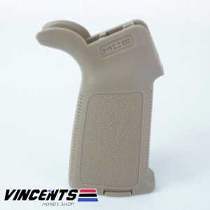 MOE Grip for M4 Gas Tan