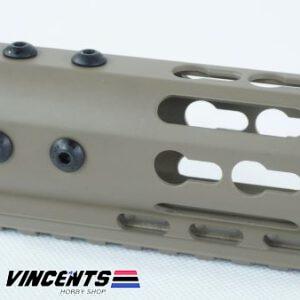 NSR Key MoD 4-inch Quad Rail