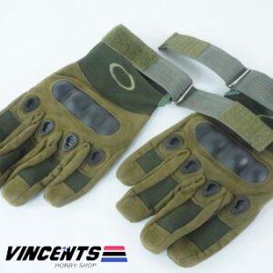 Oakley Full Gloves Large Green