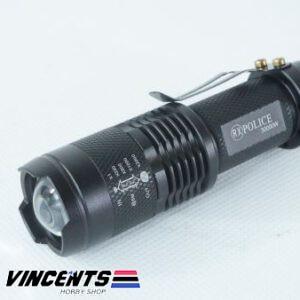 Police Pistol Flashlight