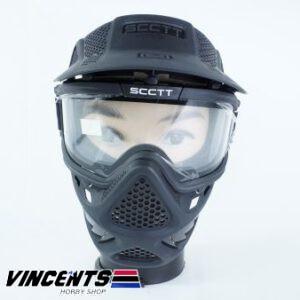 Scott Mask Black