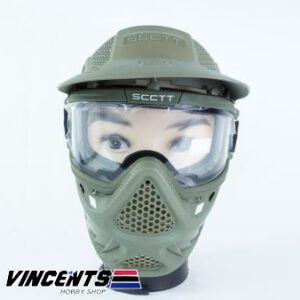 Scott Mask Green