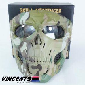 Skull Messenger Mask Multicam