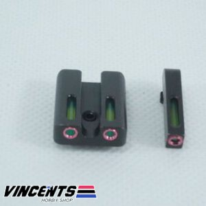Spina Optic Sight for Glock Green