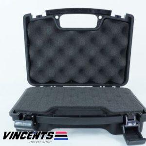 TMV Single Pistol Case Black