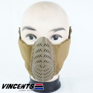 Vision Tactical Lower Face Mask Tan