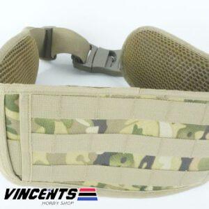 War Belt Multicam