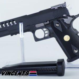 WE 5.1k Hi-Capacity With Auto Pistol