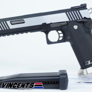 WE 6.0 Irex Silver Slide With Auto