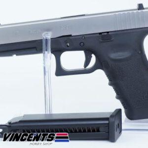 WE Glock 17 Gen 3 Silver Slide