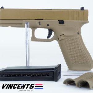 WE Glock 17 Gen5 Tan