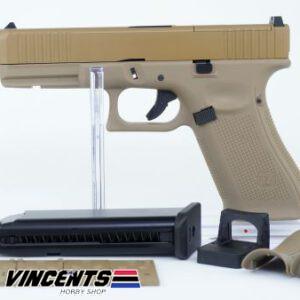 WE Glock 17 Gen5 With MOS