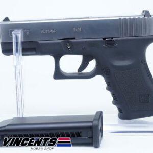 WE Glock 19 Gen 3 Silver Slide