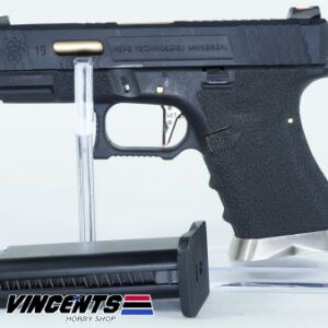 WE Glock 19 TMSS Black