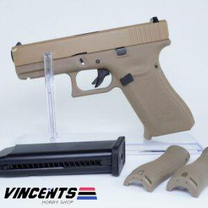 WE Glock 19x Gen 5 Tan