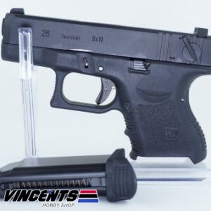 We Glock 26 Gen 3