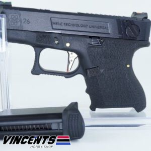 WE Glock 26 TMSS All Black