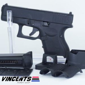 WE Glock 27 Gen4 with MOS Black