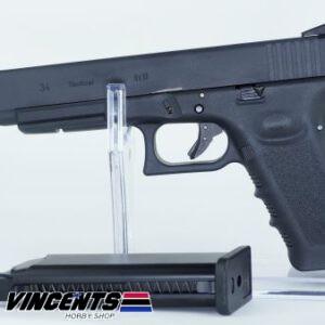 WE Glock 34 Gen3 Black