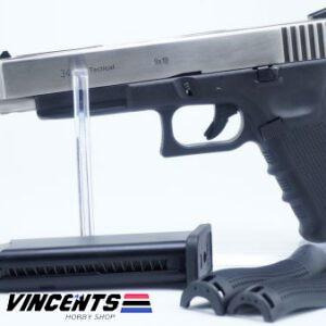 We Glock 34 Gen 4 Silver Slide