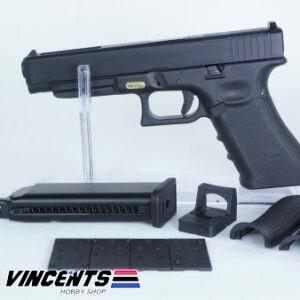 WE Glock 34 Gen 4 with MOS Black