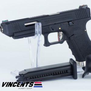 WE Glock 34 TMSS Black
