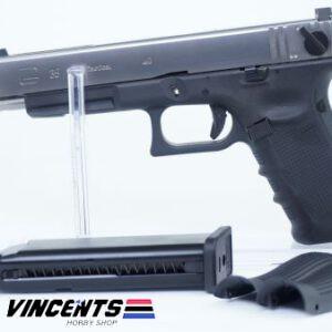 WE Glock 35 Gen 4 Silver Slide