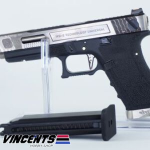 WE Glock 35 TMSS Silver Slide