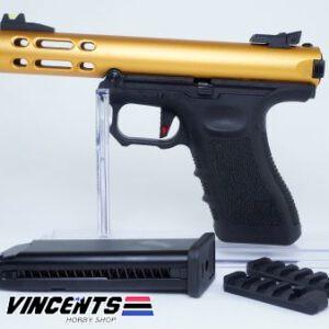 WE Glock Galaxy Gold Pistol