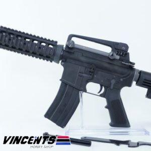 WE M4 CQBR GBB Black Rifle