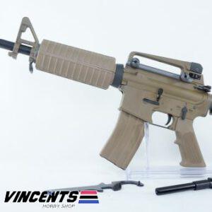 WE M4A1 GBB Tan Rifle