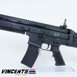 WE Scar GBB Black Rifle