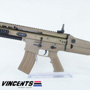 WE Scar GBB Tan Rifle