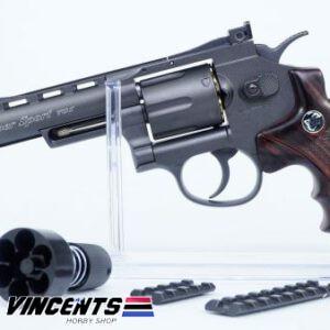 WG 701 Revolver Black (Medium)