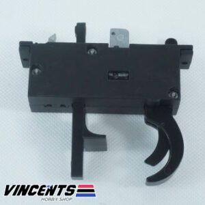E&C LP004 Gearbox