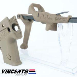Flux Carbine Kit with Grip Tan