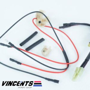 JG M75 Switch Assembly Front Line with Mosfet