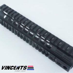 NOVESKE 9-inch Quad Rail