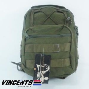 Tactical Body Bag Green