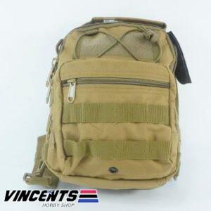 Tactical Body Bag Tan