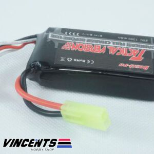 Tactical Li-poly Baby Bar Type Battery