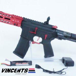 E&C 333 SE red AEG Rifle