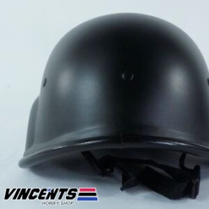 Helmet Without Shield Black