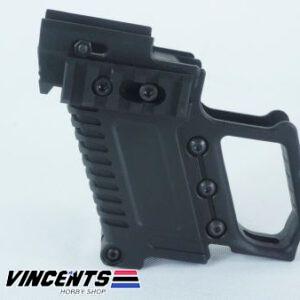 Pistol Carbine Kit Black