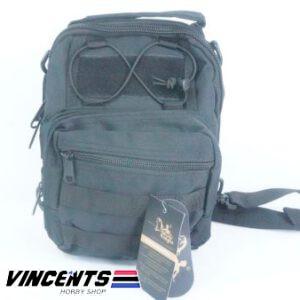 Tactical Body Bag Black