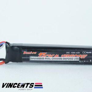 Tactical Li-poly Tootsie Battery