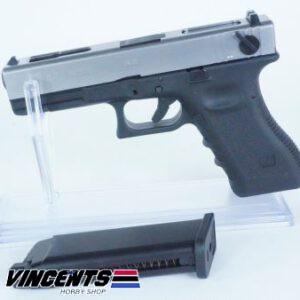 WE Glock 18 Gen 3 Silver Slide